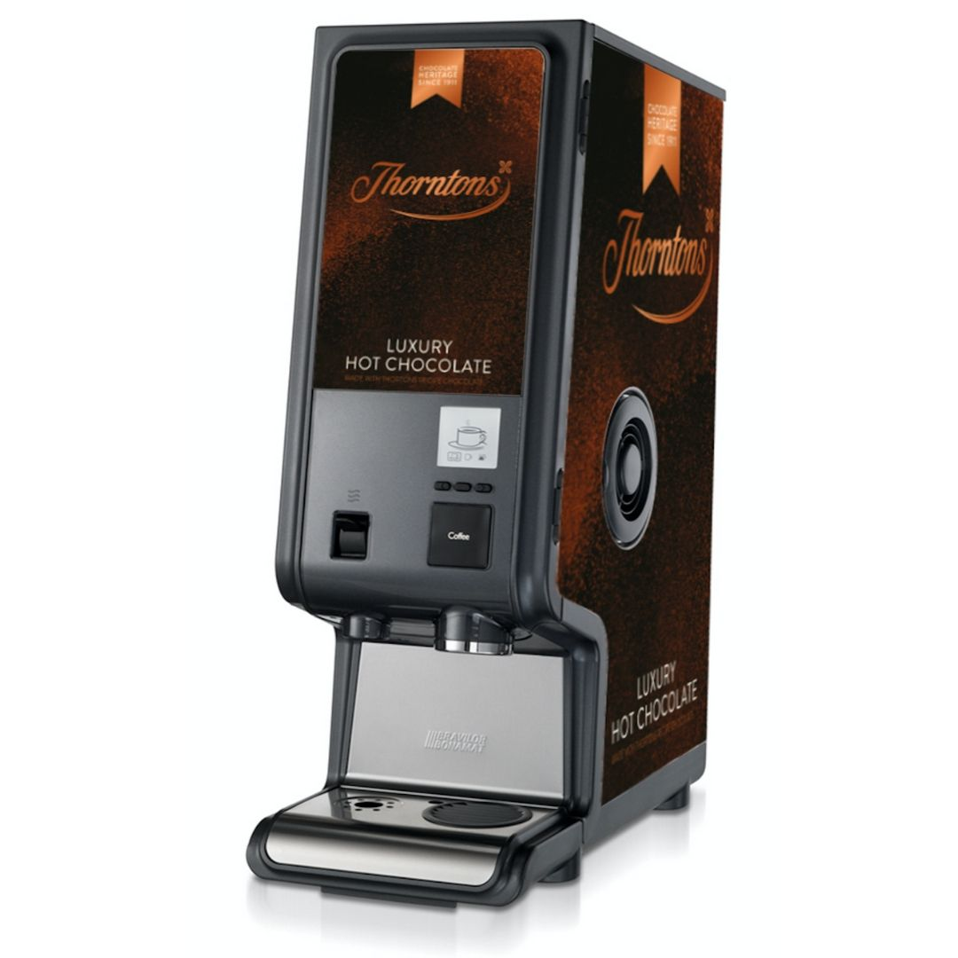Thorntons Hot Chocolate Machine - Clear Cool