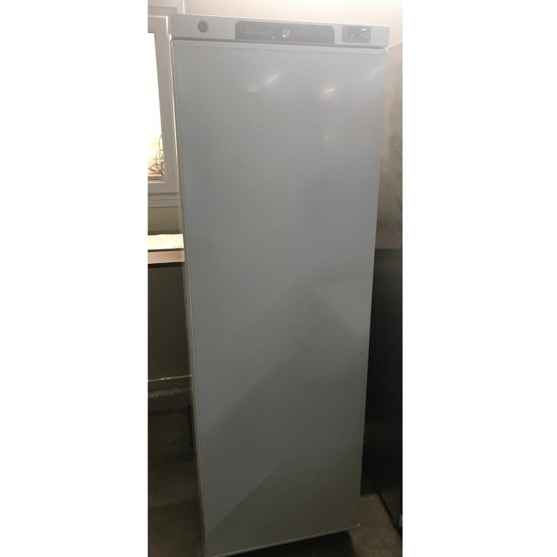 USED - Blizzard L400WH Upright Freezer - Clear Cool