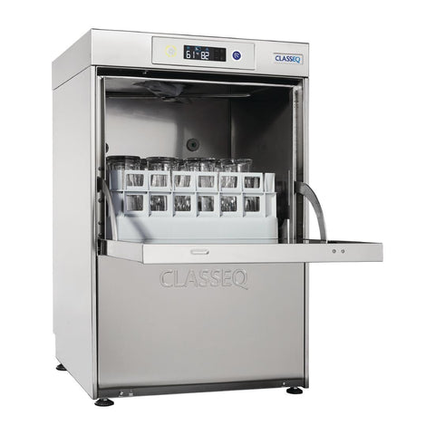 RENTAL G400 DUOWS Classeq Glass Washer - Clear Cool