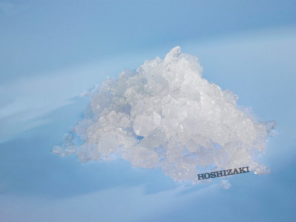 Hoshizaki 300KG Nugget Or Flaked Ice Maker (Requires Storage Bin) - FM-300AKE-HC/HCN - Clear Cool