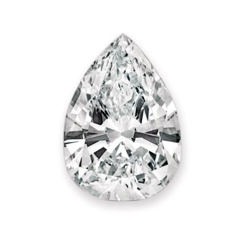 5.01ct Pear Shape Diamond