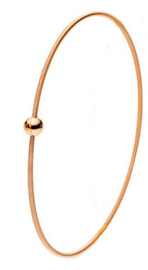Niessing Colette Bangle - 18ct Red Gold - N273101-KU