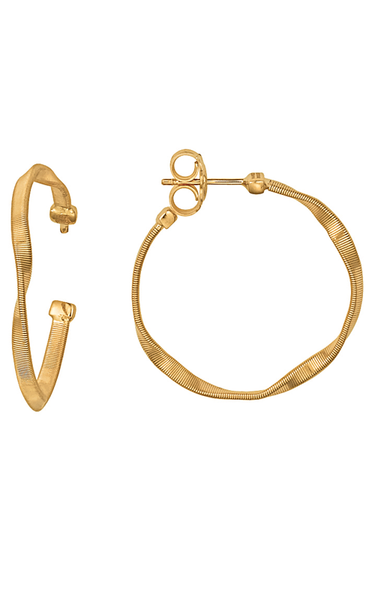 Marco Bicego Marrakech Earrings - 18ct Yellow Gold - OG255