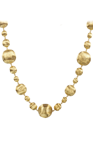 Marco Bicego Africa Necklace - 18ct Yellow Gold - CB1415