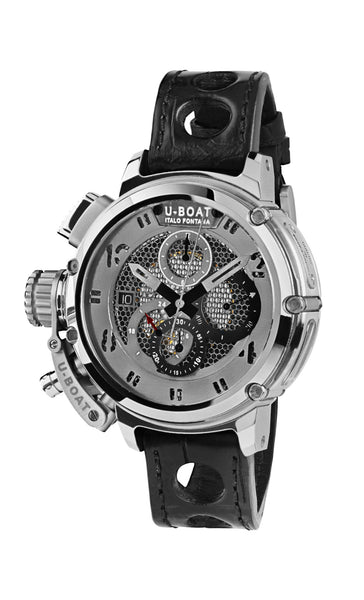 U-Boat Chimera Net Tungsten (Limited Edition) - Steel - 8065