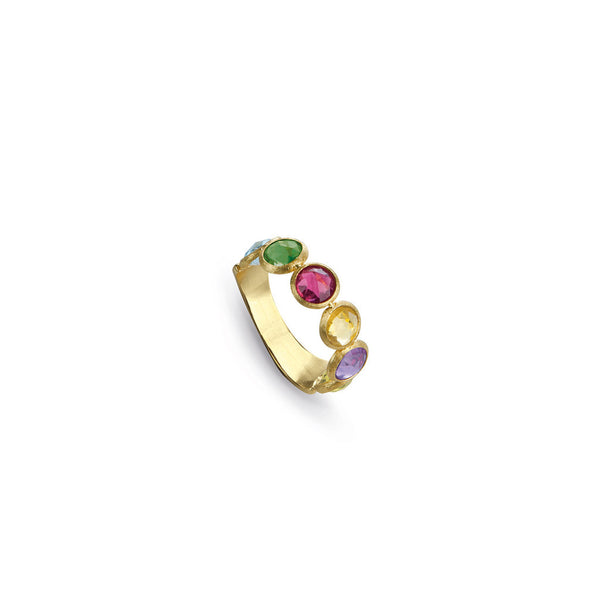 Marco Bicego Jaipur Ring - 18ct Yellow Gold - AB461 MIX01