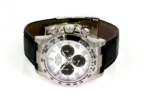 Rolex Cosmograph Daytona - 18ct White Gold - 116519
