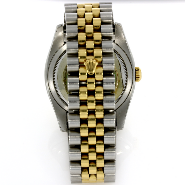 Rolex Datejust - Steel/Gold - 116233
