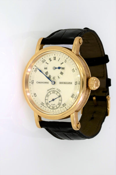 Chronoswiss Grand Regulateur - 18ct Rose Gold - CH6721R