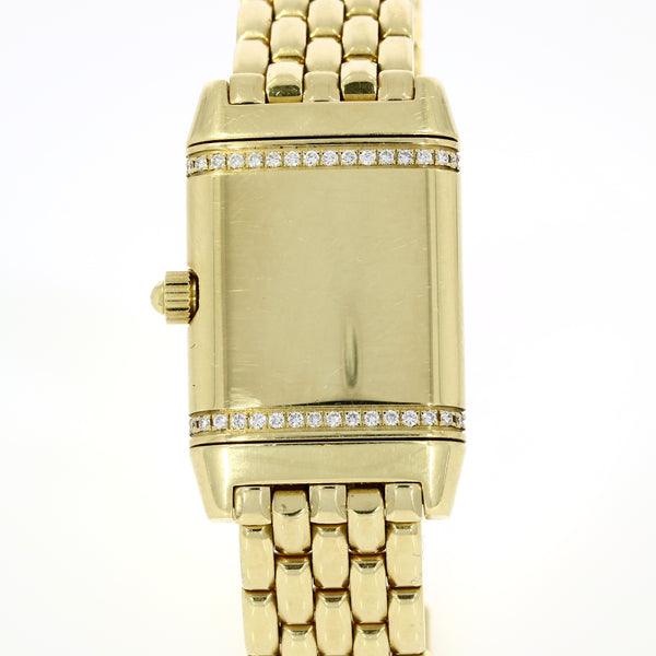 Jaeger-LeCoultre Reverso Florale - 18ct Yellow Gold - Q2651120