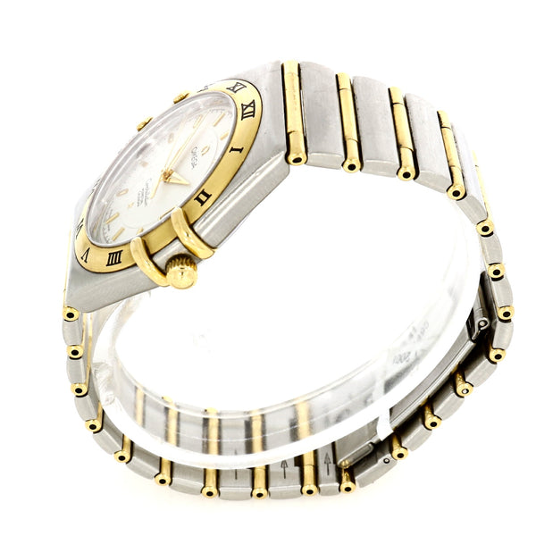 Omega Constellation - Steel & Gold - 1252.30.00