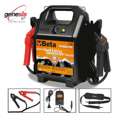 Beta 1498/24 Portable car and commercial vehicle starter, 12-24V