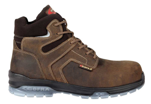 Cofra Pop Brown S3 SRC