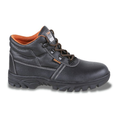 7243 CR S3 RS HRO SRC Leather ankle shoe, waterproof