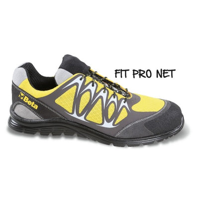 Beta 7340Y Mesh Fabric Trainers