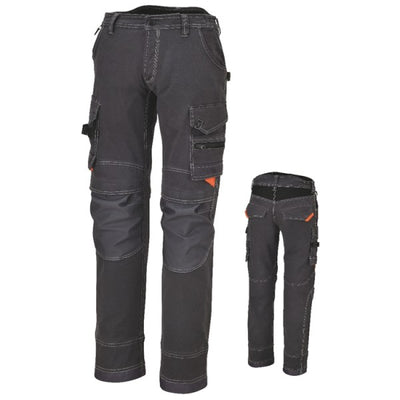 Beta 7816G Canvas Work Trousers