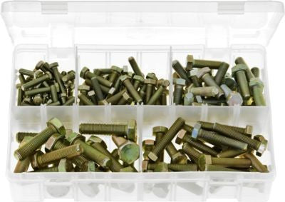 AB11 - Assortment Box of Set Screws High Tensile - Metric Fine