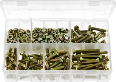 AB128 - Assortment Box of M6 Fasteners
