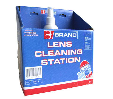 B-BRAND LENS CLEANING STATION  BBLCS