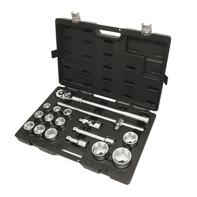 "928 E/C17 3/4"" 17 Piece Hexagon Sockets and Accessories Set Beta Easy"