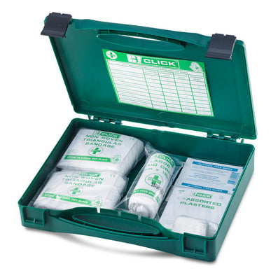 1 PERSON FIRST AID KIT BOXED CFA1