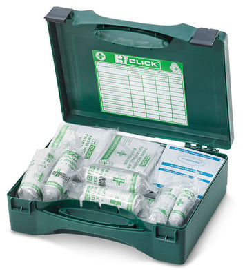 CLICK MEDICAL 20 PERSON FIRST AID KIT CM0020