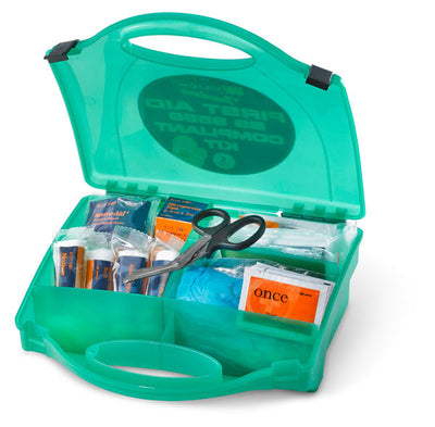 CLICK MEDICAL SMALL BS8599 FIRST AID KIT CM0100