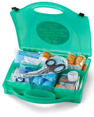 CLICK MEDICAL LARGE BS8599 FIRST AID KIT CM0120
