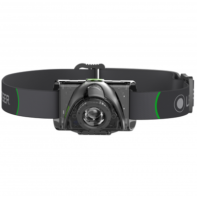 MH6 Rechargeable Headtorch  - UP TO 200 LUMENS LED LENSER