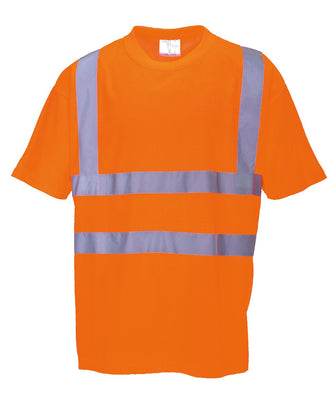 Hi-Vis T-Shirt GO/RT - RT23 Orange
