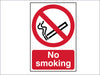 SCA0550 No Smoking - PVC 200 x 300mm