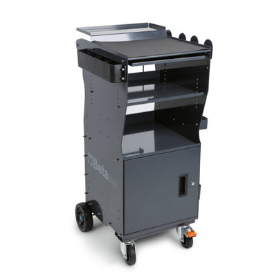Beta CA49-G Multi-Puprose Trolley with door Ideal for diagnostics