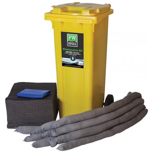 Portwest SM33 PW Spill 120 Litre Maintenance Kit