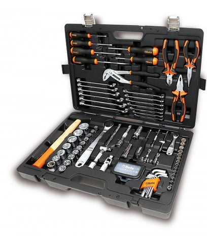 2047E/C108 108 Piece Tool Kit Beta Easy