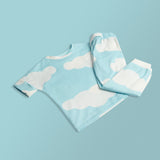 Blue cloud pyjamas (UNISEX) - CHILD