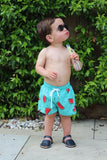 Watermelon swim shorts - CHILD