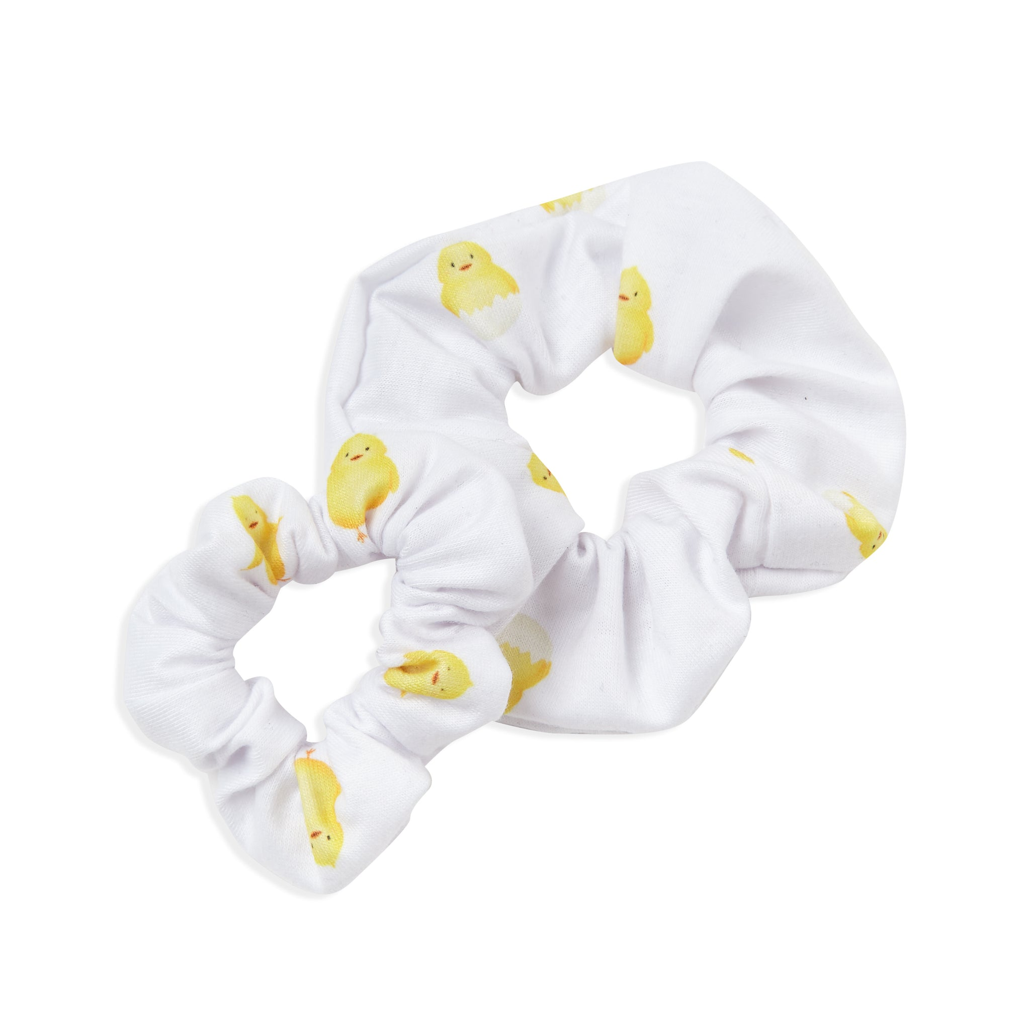 Easter chick scrunchies - CHILD & ADULT