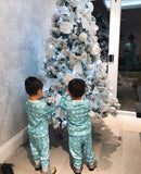 Snowflake pyjamas - CHILD