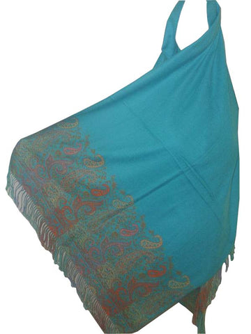 pashmina shawl for muslim women