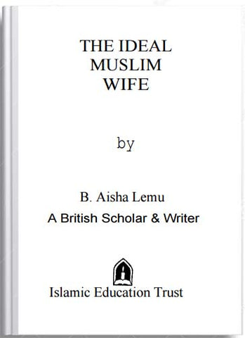 ideal muslim wife book