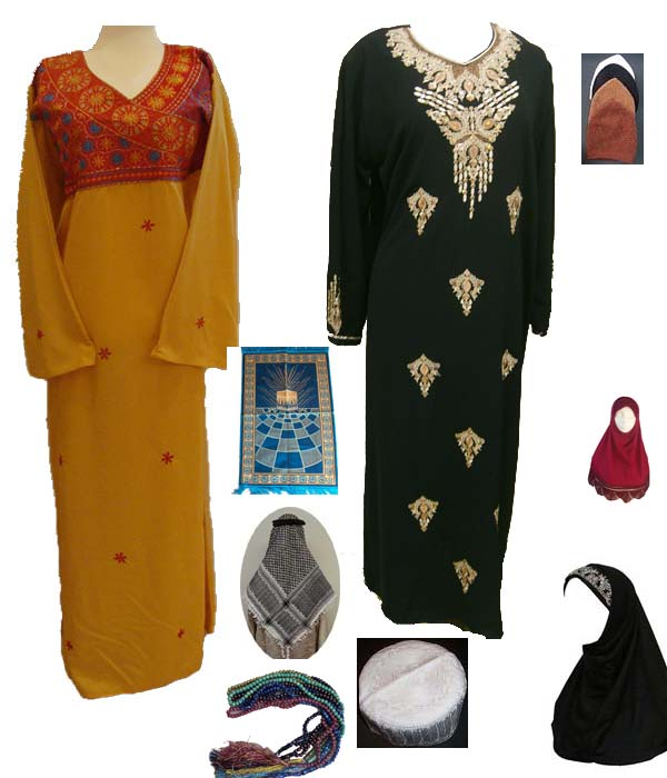 islamic muslim clothing