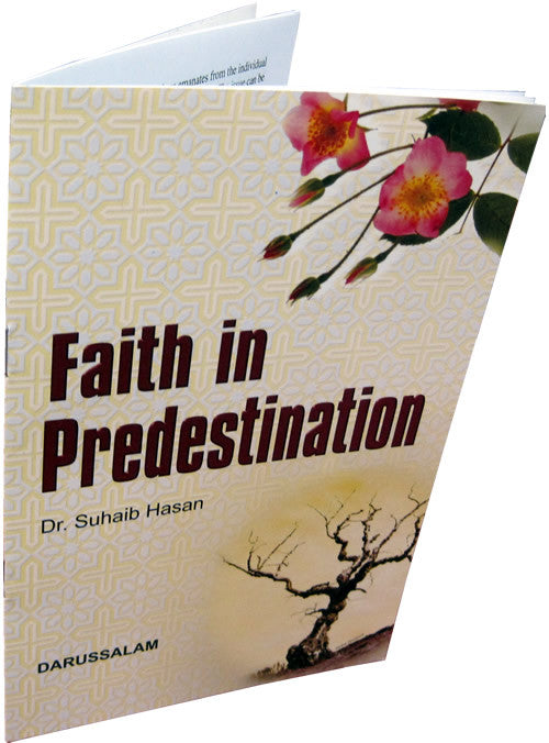 Faith in Predestination (Qada Wa Qadar) - Arabic Islamic Shopping Store