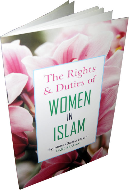 Rights and Duties of Women in Islam - Arabic Islamic Shopping Store