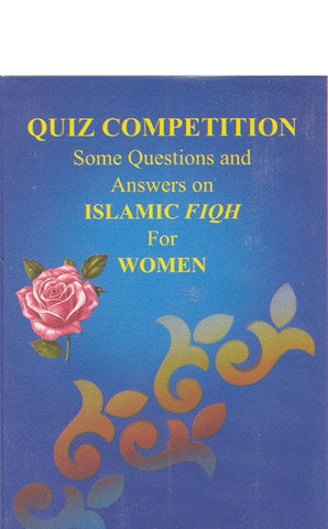 Quiz Competition Cards on Islamic Fiqh For Women - Arabic Islamic Shopping Store