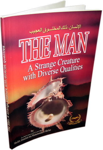 Man A Strange Creature with Diverse Qualities - Arabic Islamic Shopping Store