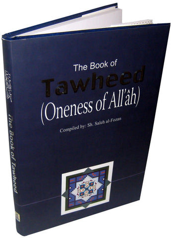 Book of Tawheed (Oneness of Allah) - Arabic Islamic Shopping Store