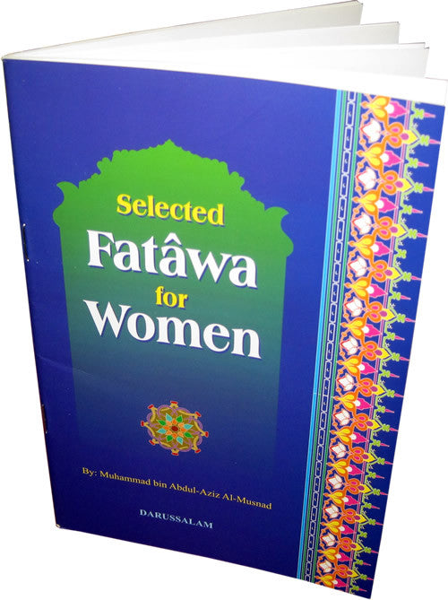 Selected Fatawa for Women - Arabic Islamic Shopping Store