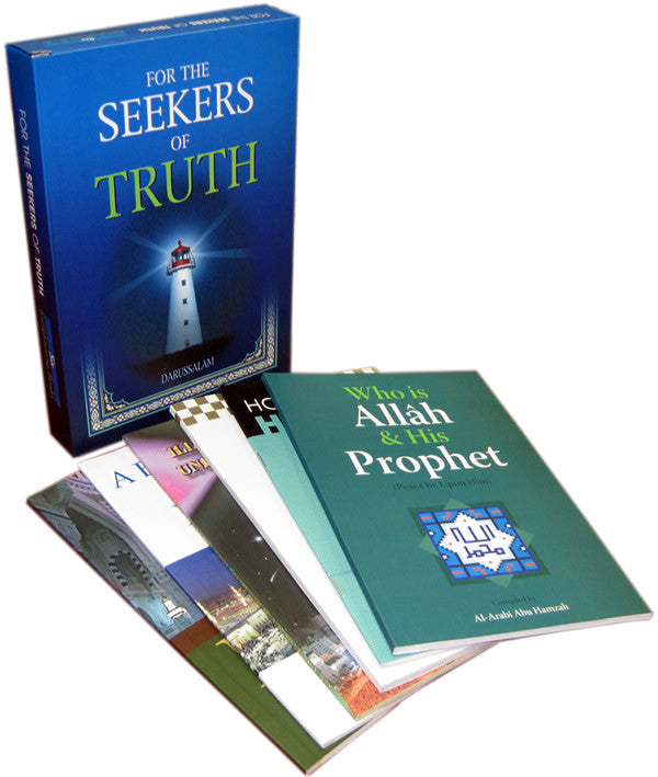 For The Seekers of Truth (6 books) - Arabic Islamic Shopping Store