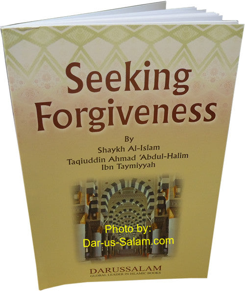 "Seeking Forgiveness (""How to"" and other issues) - Arabic Islamic Shopping Store"