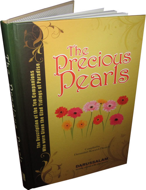 The Precious Pearls (Ten prophet's companions who got glad tidings to be in Jannah) - Arabic Islamic Shopping Store